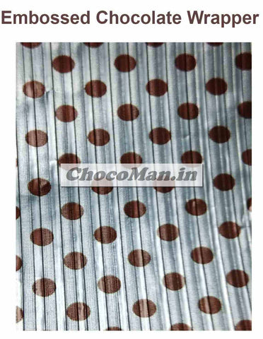 Chocolate Wrapping Foil - E52, E57, E58, (set of 3 Bundles)