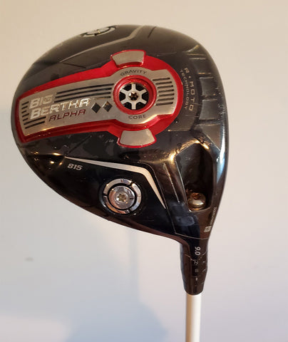 Callaway Big Bertha Alpha 815 Driver - 9