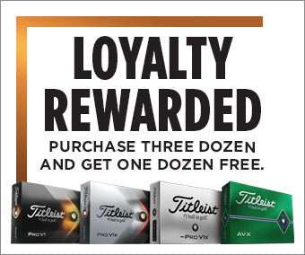 Titleist Pro V1 Buy 3 Get 1 Free Bundle