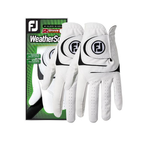 FootJoy WeatherSof 2 - Pack