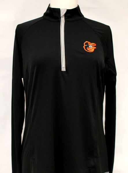 Cutter & Buck Women's Evolve Half Zip - Orioles