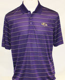 Cutter & Buck Men's Venture Stripe Polo - Ravens