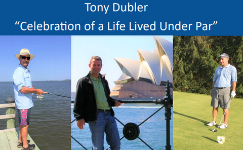 Tony Dubler Memorial Golf Event