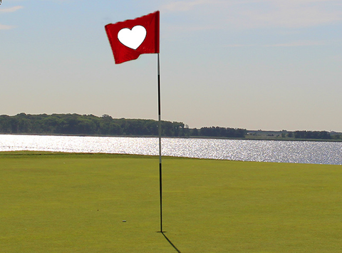 Valentine's Day Golf Package