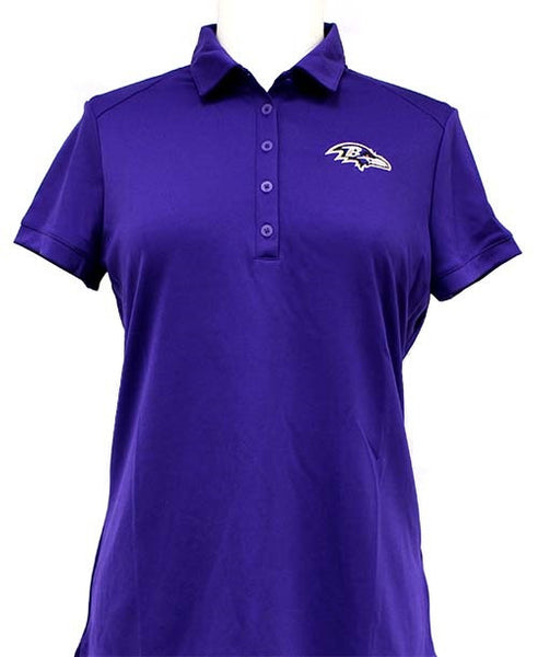 Nike Ravens Victory Polo - Women's Purple
