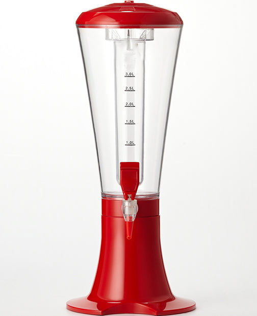 Short Classic Peak - red - 3L