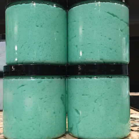 Sugar Scrub Foaming - Eucalyptus