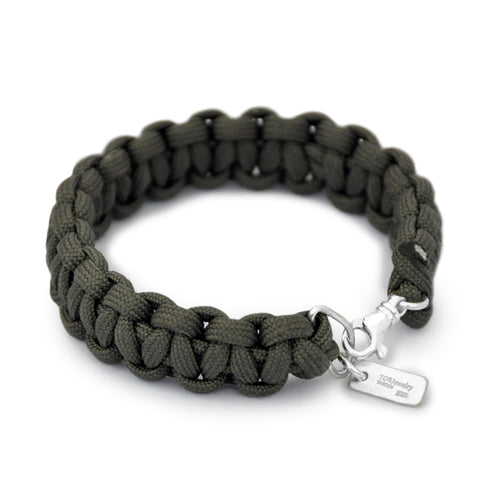 Paracord luxury bracelet