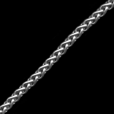 Viking chain 925 sterling silver made in Sweden.