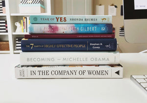 6 inspirational books for women to read in 2019