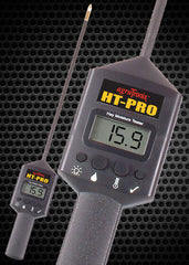 "Agratronix HT-PRO Hay Moisture Meter Tester, 10"" Probe and Clip, HTPRO 07121"