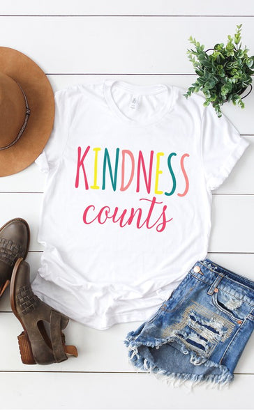 White Kindness Counts