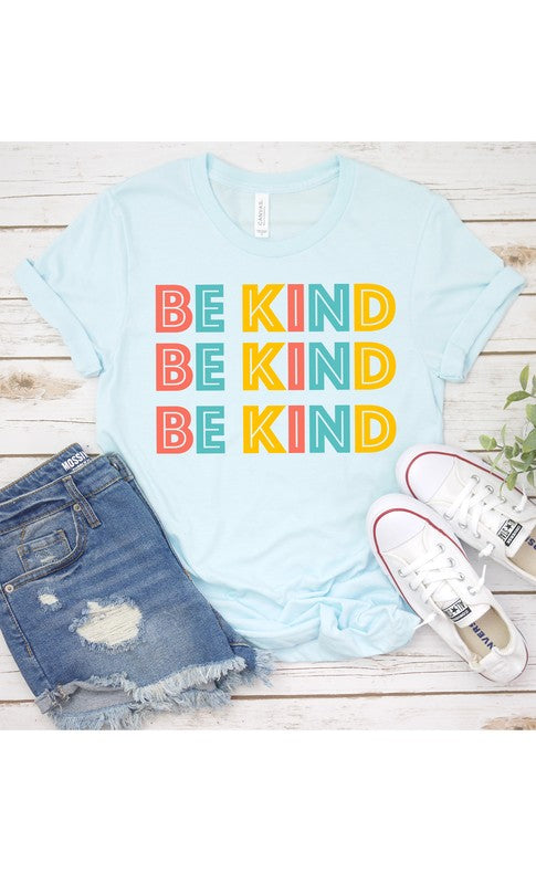 Pre-Order Ice Blue Be Kind