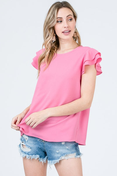 Pink Chic Top