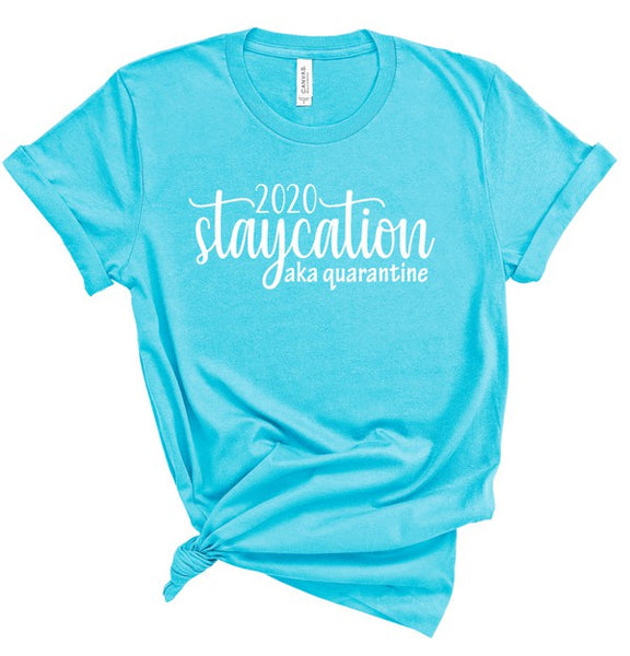 Pre-Order 2020 Staycation