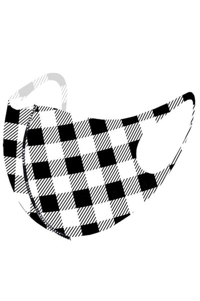 Buffalo Check Mask
