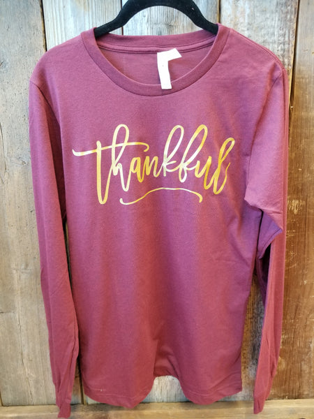*Deal of the Day* Thankful Tee