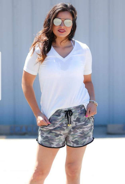 Camo Everyday Shorts