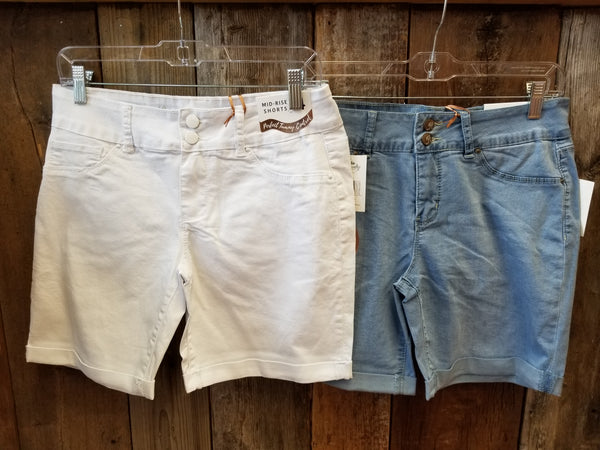 Basic 2-Button Short