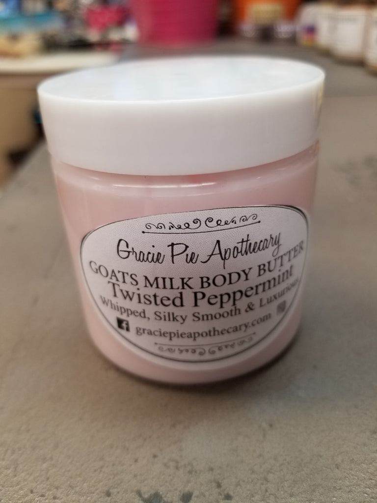 Twisted Peppermint Body Butter