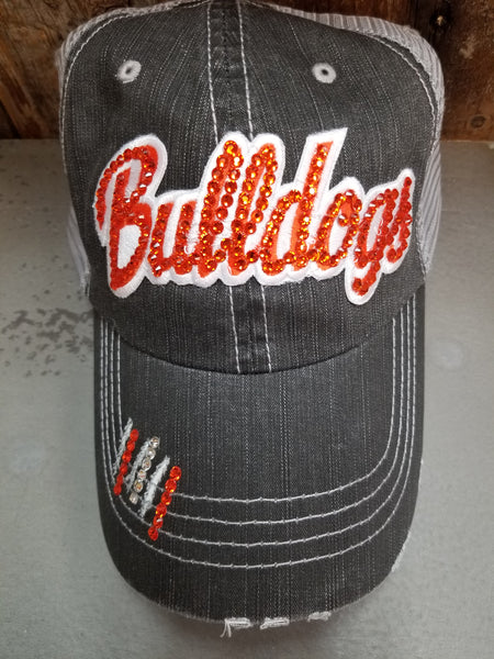 Bulldogs Bling Hat