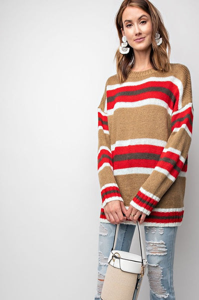 Cappuccino Somedays Sweater
