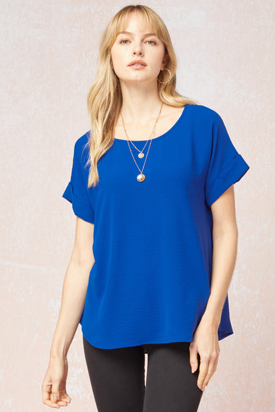 Royal Scoop Top