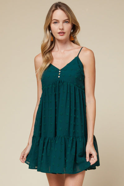 Hunter Babydoll Dress