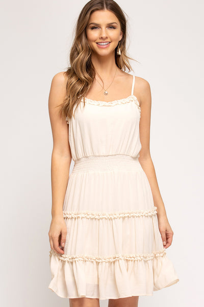Butter Cami Dress