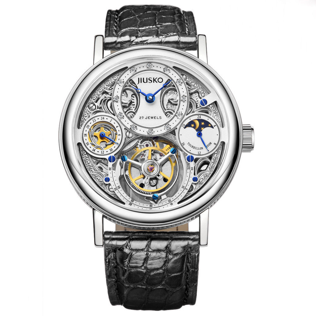 "What's the fuss with ""tourbillon"" watches?"