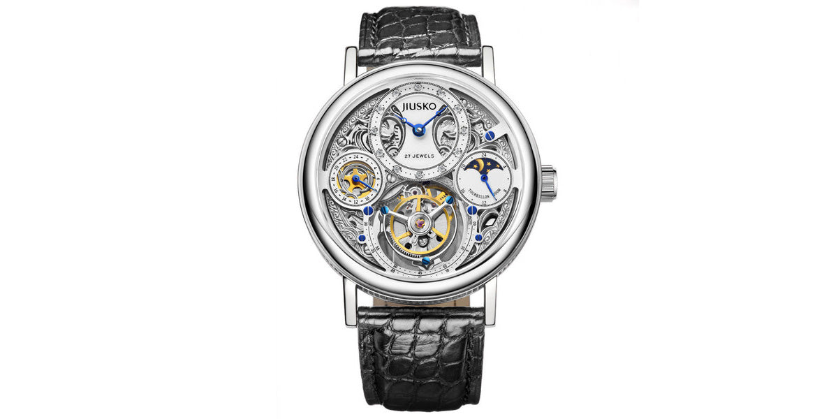 cartier two watches the fantastically front design id scientific complex watch
