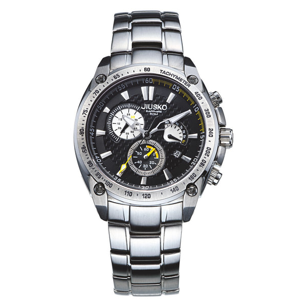 Men's, Sport, Chrono, Quartz, Tachy, 50M, 10LS02