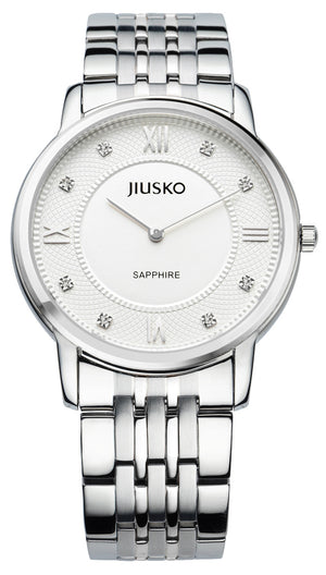 Jiusko Watch,Men's-Dress-Quartz-Stainless Steel-30m-111MS01