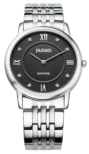 Jiusko Watch,Men's-Dress-Quartz-Stainless Steel-30m-111MS02