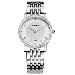 Jiusko Watch,Men's-Women-Dress-Fashion-Quartz-30m-125MS01