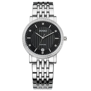 Jiusko Watch,Men's-Women-Dress-Fashion-Quartz-30m-125MS02