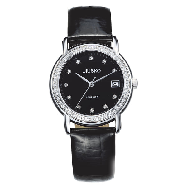 Jiusko Watch,Women's-Dress-Quartz-Leather-30m-13MS0202