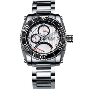 Men's, Sport, Quartz, Multi-Function, 300M, 50LSB01