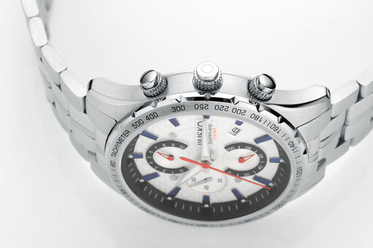 Men's, Sport, Chrono, Quartz, Tachy, 100M, 62LS01