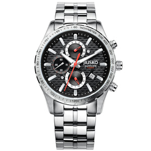 Men's, Sport, Chrono, Quartz, Tachy, 100M, 62LS02