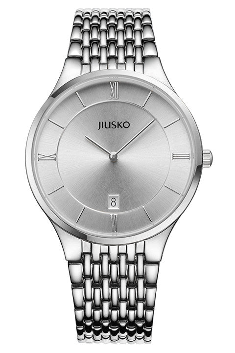 Men's, Dress, Quartz, Stainless-Steel, 30M, 236LS01