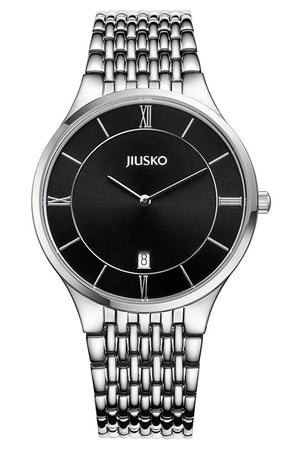 Men's, Dress, Quartz, Stainless-Steel, 30M, 236LS02