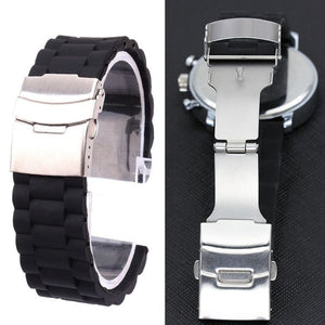 SPORTS STRAP MADE FROM SOFT SILICON & RUBBER