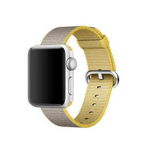 TEXTURED NYLON STRAP FOR APPLE WATCH
