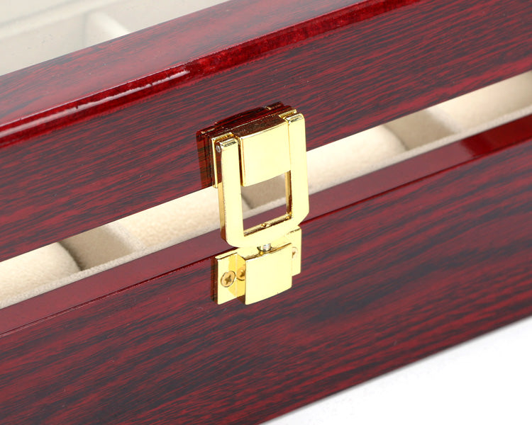 ... Wood Luxury Watch Boxes MDF Wristwatch Packaging Case Box Rectangle Storage Boxes for Expensive Watch Display & Wood Luxury Watch Boxes MDF Wristwatch Packaging Case Box Rectangle ...