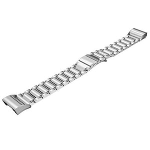 CRESTED Watch band strap For Fitbit Charge 2 band Stainless Steel bracelet replacement Wristband for Fitbit Charge2 smart watch