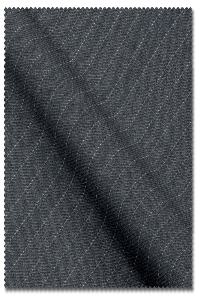 Black Chalk Stripe