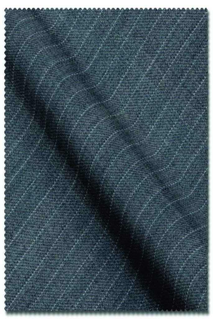 Light Grey Pin Stripe