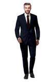 VBC Navy Blue Suit