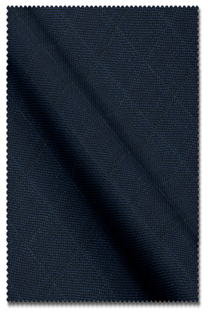 Navy Window Pane